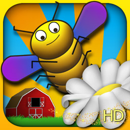 bees app game iphone ipad free honey educational